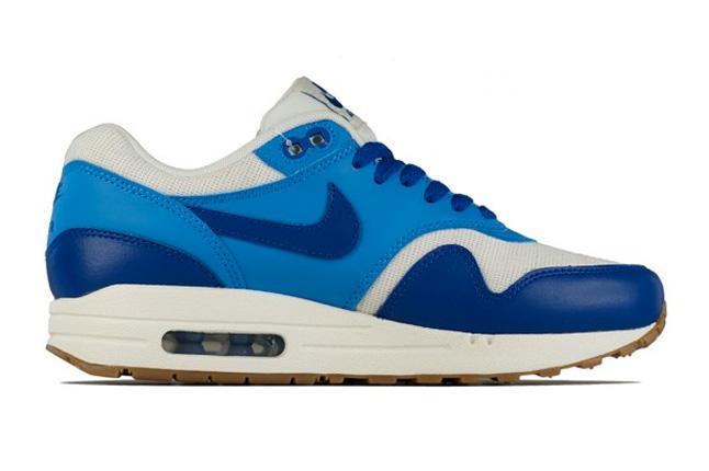 1fd54af35c Nike Air Max 1 VNTG – Hyper Blue / Blue Lightning