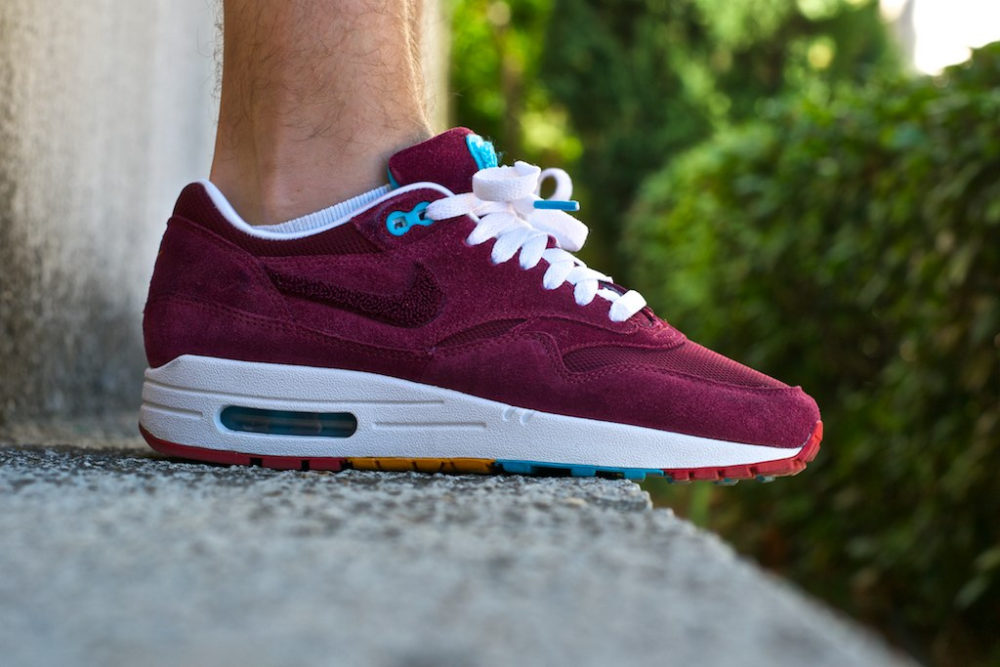 outlet store 44166 a371c Nike Air Max 1 Patta X Parra