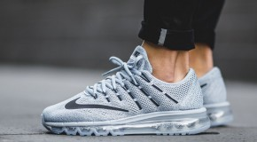 Nike Air Max 2016 – Blue Grey/Black-Ocean Fog