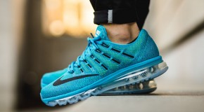 "Nike Air Max 2016 ""Blue Lagoon"""