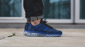 Nike Air Max 2016 Print – Racer Blue/Black