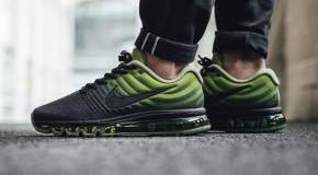 Nike Air Max 2017 – Black/Palm Green