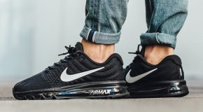 Nike Air Max 2017 – Black/White-Anthracite