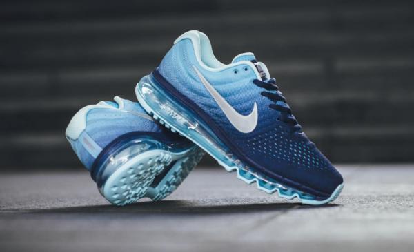 Nike Air Max 2017 (Deep Royal BlueSummit White) | Nike air