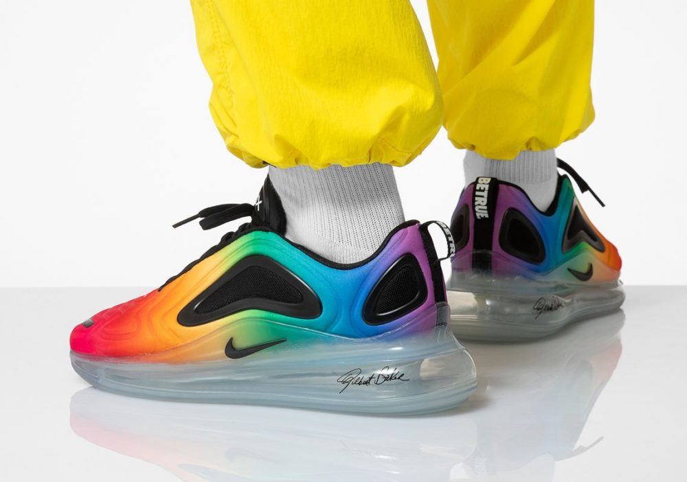 nike air max 720 be true release date