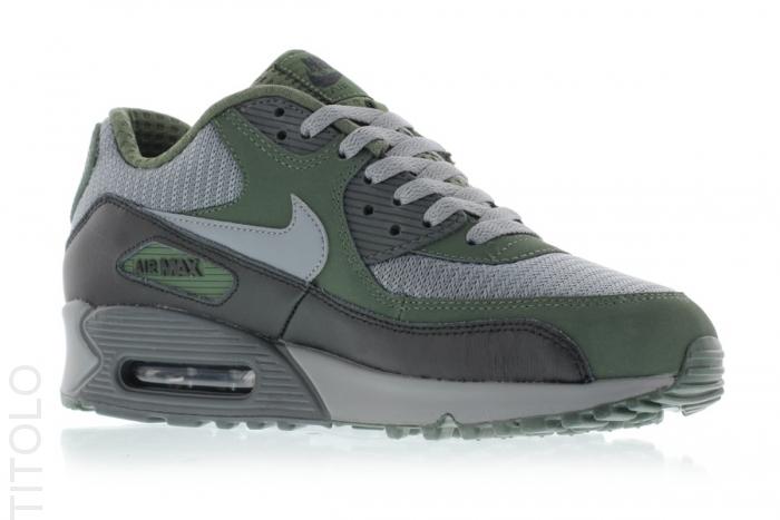 Nike Air Max 90 Essential – Cool GreyClear Grey Black