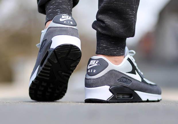 The Nike Air Max 90 Gone Greyscale