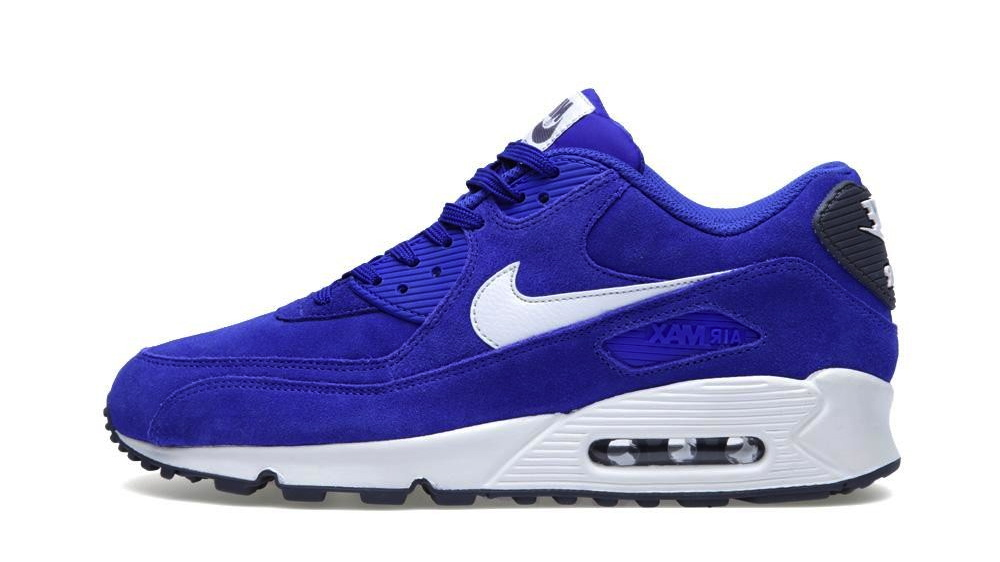 Nike Air Max 90     Hyper Blue   SailNike Air Max 90 Essential Blue