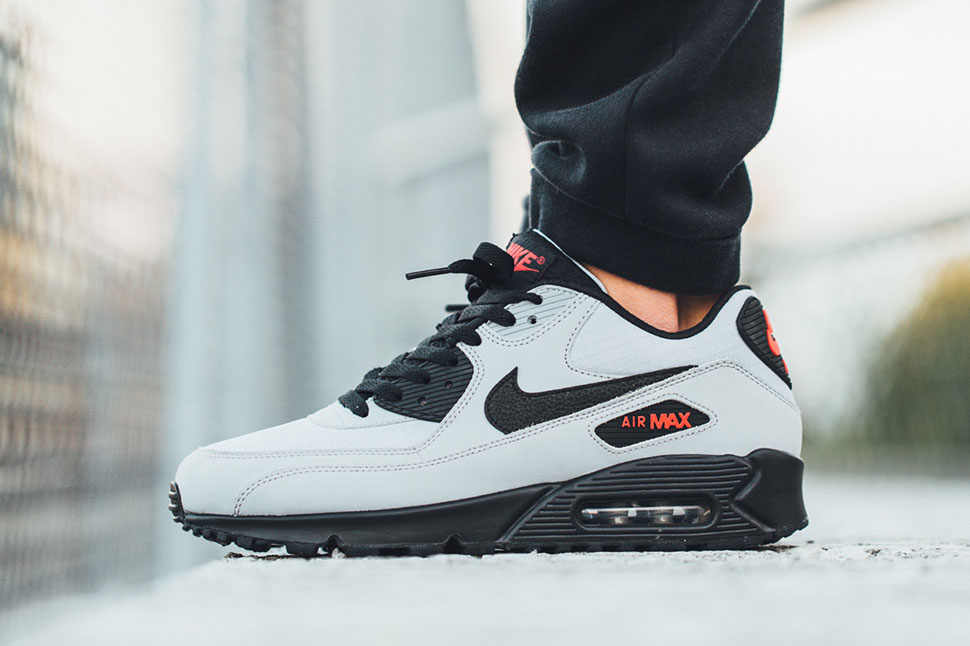 """2019 Nike Air Max 90 """"Be True"""" WhiteMulti Color Black Wolf"""
