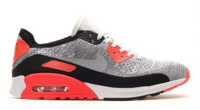 "Nike Air Max 90 Flyknit ""Infrared"""