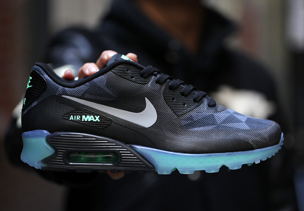 ... Nike Air Max 90 ICE – Black Cool Grey – Anthracite ...