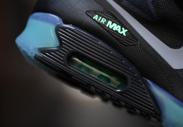 Nike Air Max 90 Ice Black Cool Grey
