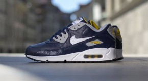 Nike Air Max 90 Leather – Obsidian