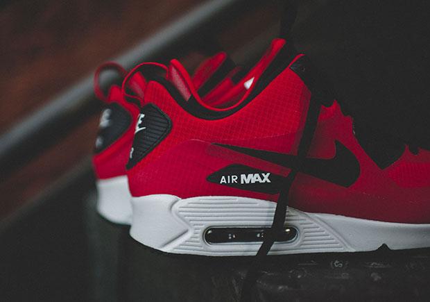 Nike Brings Back The Air Max 90 Sneakerboot In Colorways