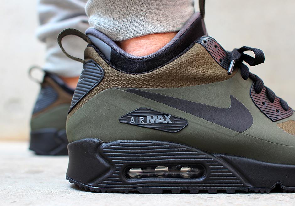 nike air max 90 sneakerboot prix