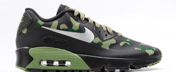 Nike Air Max 90 NS GS – Green Camo