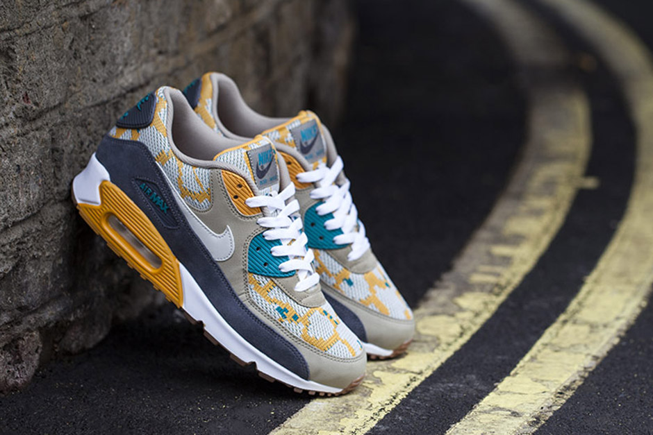 Nike Air Max 90 Sweet Schemes City Collection