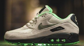 NIKE AIR MAX 90 ESSENTIAL (POISON GREEN)