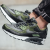 Nike Air Max 90 Premium – Black/Anthracite-Legion Green-Palm Green