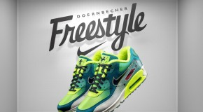 Nike Air Max 90 PRM Doernbecher Freestyle Collection 2015