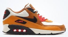 Nike Air Max 90 QS – Light Bone / Black Pine – Ale Brown