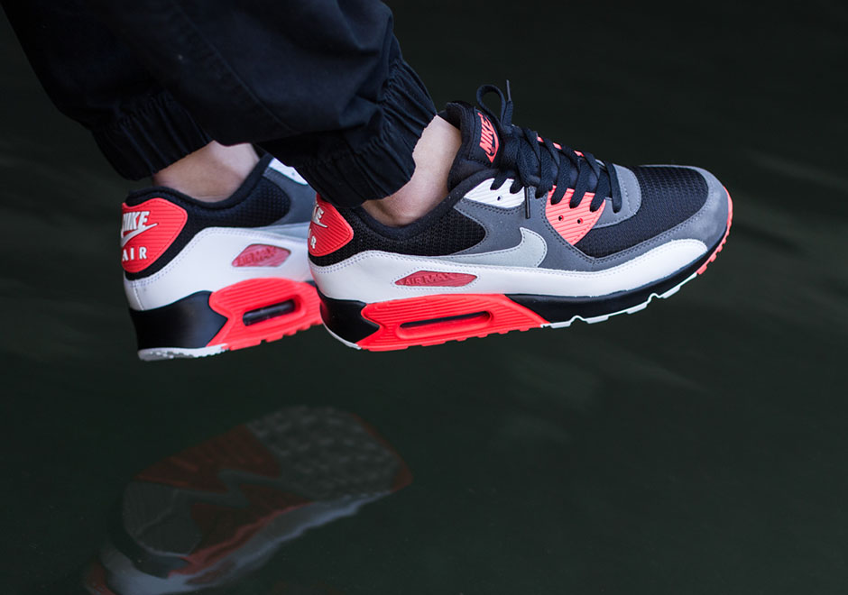 nike air max 90 reverse infrared. Black Bedroom Furniture Sets. Home Design Ideas
