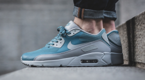 Nike Air Max 90 Ultra 2.0 Essential – Smokey Blue/Wolf Grey-Pure Platinum
