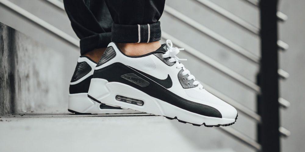 Nike Air Max 90 Essential Grey Mist Black White