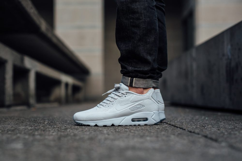Nike Air Max 90 Ultra Moire – Pure PlatinumWhite | Airmaxy.pl