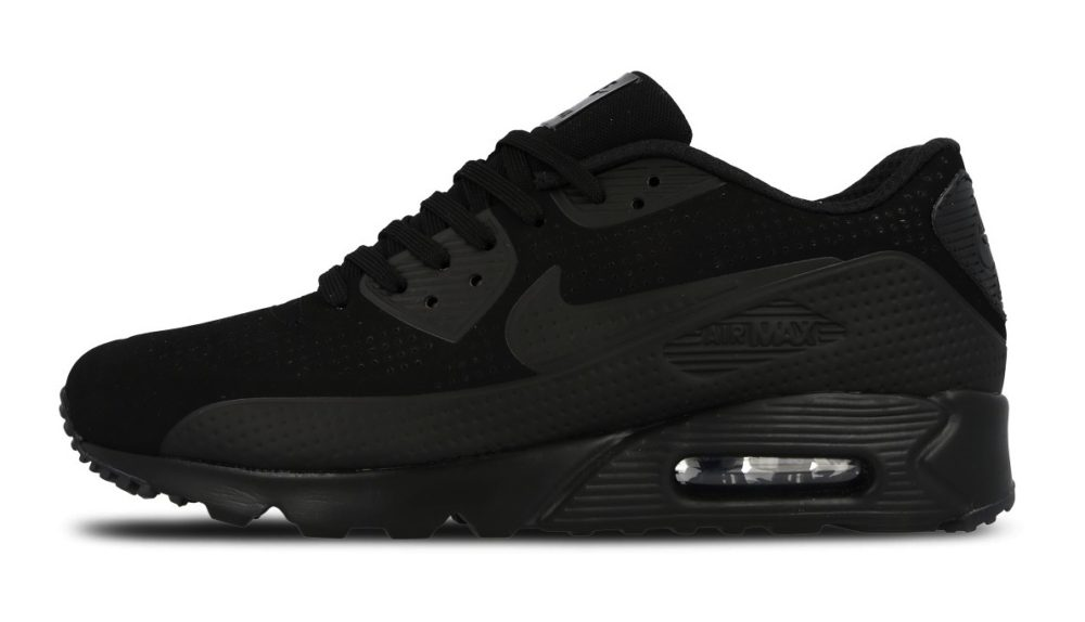 nike air max 90 ultra moire triple black. Black Bedroom Furniture Sets. Home Design Ideas