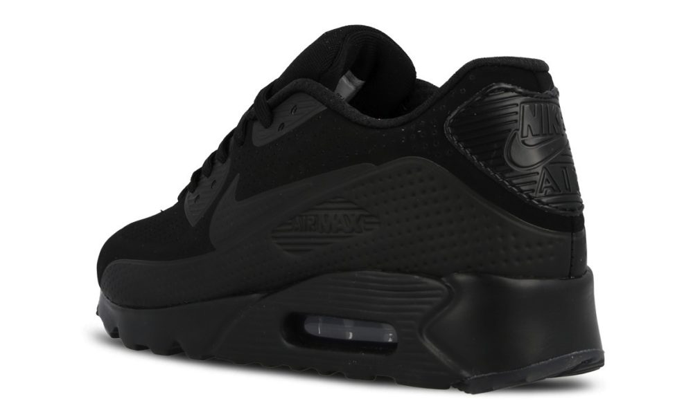 BUTY NIKE AIR MAX 90 ULTRA MOIRE TRIPLE CZARNE