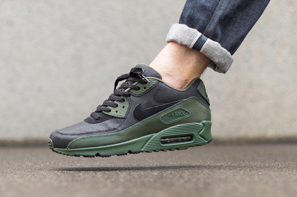 Nike Air Max Thea Premium Carbon Green Carbon Green