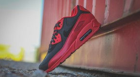 Nike Air Max 90 Winter PRM – Gym Red/Black
