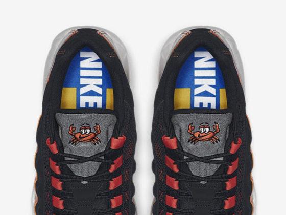 cheap for discount e905f fa3da Nike Air Max 95 Crabs