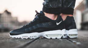 Nike Air Max 95 Ultra Essential – Black/White