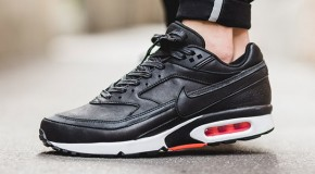 Nike Air Max BW Premium – Black/Bright Crimson-Wolf Grey