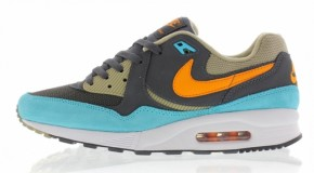 NIKE AIR MAX LIGHT (COPPER FLASH/BAMBOO)