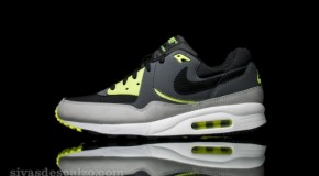 Nike Air Max Light Essential – Black – Dark Grey – Volt