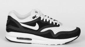 Nike Air Max Lunar1 BR – Black / White