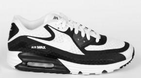 Nike Air Max Lunar90 BR – White / Black