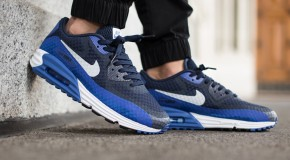 Nike Air Max Lunar90 Breeze – Game Royal / Midnight Navy Black – White