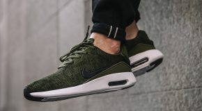 Nike Air Max Modern Flyknit – Rough Green/Black