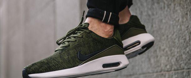 Nike Air Max Modern Flyknit – Rough Green/Black