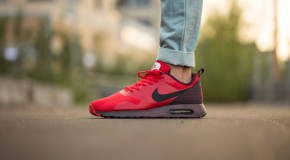 Nike Air Max Tavas – Deep Burgundy/Black-University Red