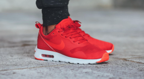 Nike Air Max Tavas – University Red/Bright Crimson-White