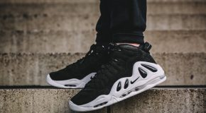 Nike Air Max Uptempo 97 – Black/White