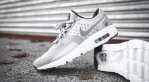 Nike Air Max Zero – Metallic Silver