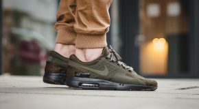 Nike Air Max Zero Premium – Dark Loden/Black