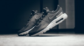 Nike Air Max Zero QS – Black/Dark Grey