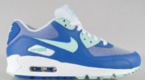 Nike WMNS Air Max 90 Game Royal/Mint Candy